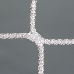 Handballtornetz 3,10 x 2,10 m, Netztiefe: 0,80/1,00 m PES 4 mm