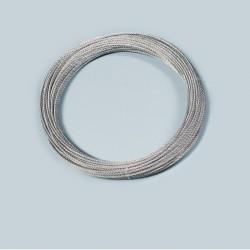 Stahlseil, 6 mm, verzinkt