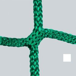 Fußballtornetz 7,50 m x 2,50 m Tiefe 0,80 / 1,50 m, PP 5 mm ø