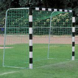 Handballtornetz 3,10 x 2,10 m Tiefe 0,80 / 1,00 m, PE 3 mm ø