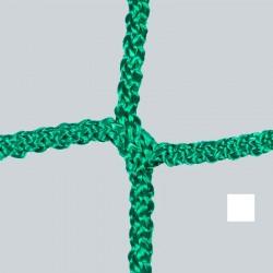 Fußballtornetz 5,15 m x 2,05 m Tiefe 0,90 / 2,00 m, PP 4 mm ø