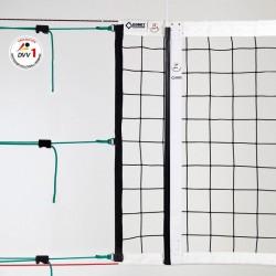 Volleyball-Turniernetz DVV-1 geprüft