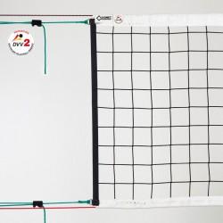 Volleyball-Turniernetz DVV-2 geprüft, PP 3 mm ø