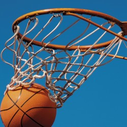 Basketball-Trainingsnetz