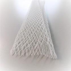 Oberflächenschutznetz, PE-Schlauch, weiß
