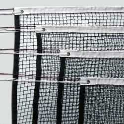Badminton-Netzgarnitur, 4 Netze
