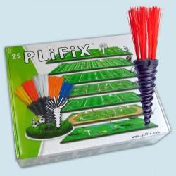 PLiFiX ® Markierungshilfe / Einmesshilfe, rot, 25er Set