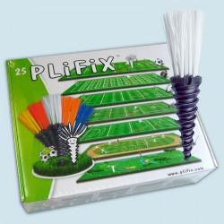 PLiFiX ® Markierungshilfe / Einmesshilfe, weiß, 25er Set