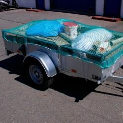 Abdecknetz für Container und Anhänger 2,50 x 3,50 m