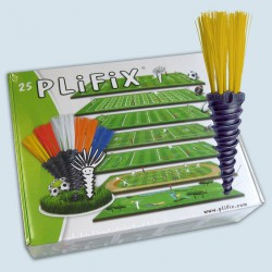 PLiFiX ® Markierungshilfe / Einmesshilfe, gelb, 25er Set