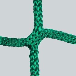 Seitenschutznetz DIN EN 1263-1, Maschenweite 100 mm