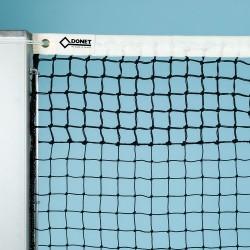 Tennisnetz DIN EN 1510 mit 5 Doppelreihen