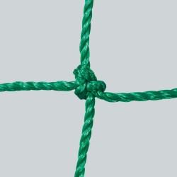 Abdecknetz 3,50 x 3,50m VDI/DEKRA für Container und Anhänger