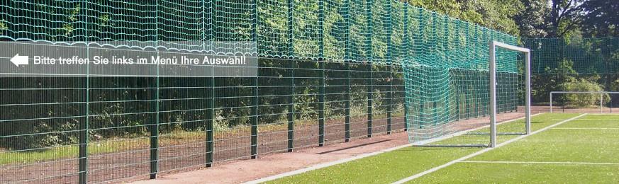Ballfangnetze Für Fußball Kaufen Nach Maß Bei Netzprofide