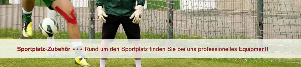 Sportplatz Zubehoer
