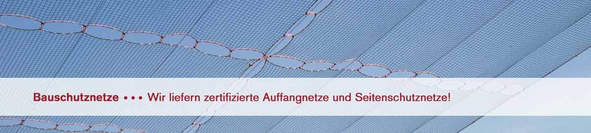 Bauschutznetze